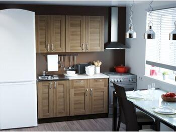 Гарнитур кухонный Кира Медиум 1400