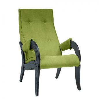 Кресло для отдыха модель 701 Verona Apple green венге
