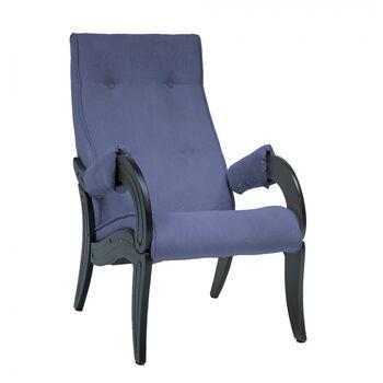 Кресло для отдыха модель 701 Verona Denim blue венге