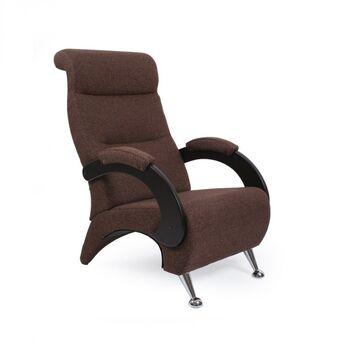 Кресло для отдыха модель 9-Д венге-мальта 15
