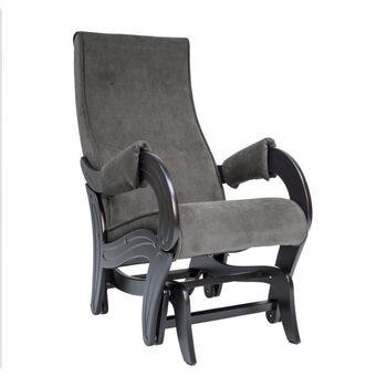 Кресло-глайдер модель 708 Verona Antrazite grey венге
