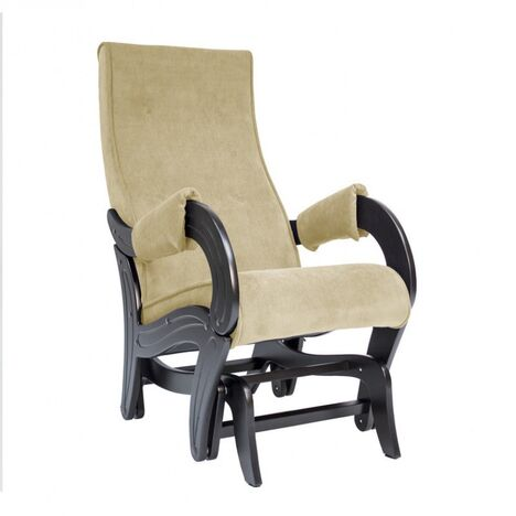 Кресло-глайдер модель 708 Verona Vanilla венге