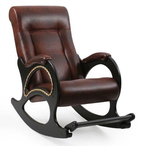 Кресло-качалка модель 44 Antik crocodile венге