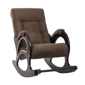Кресло-качалка модель 44 Verona Brown венге