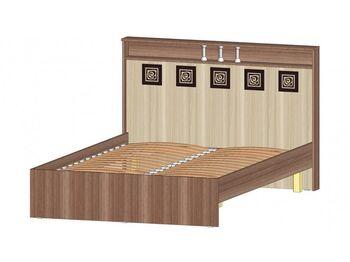 Кровать 1400 Коста-Рика ясень шимо