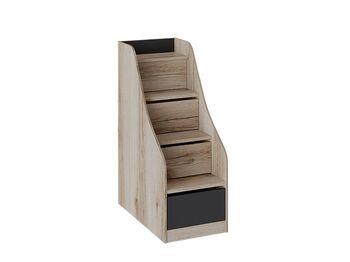 Лестница приставная Окланд ТД-324.11.12 ШхВхГ 466х1203х839 мм