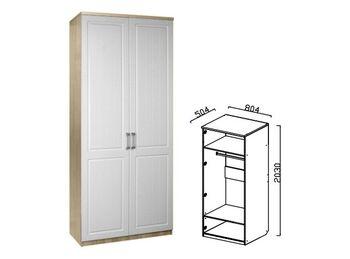 Шкаф 2-х дверный 800 ЮН-2 Юниор-7