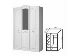 Шкаф 3-х створчатый Ева-10