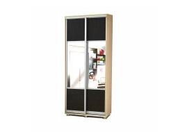 Шкаф-купе 2-х дверный с ящиками Уголок школьника
