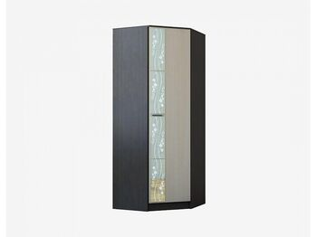 Шкаф угловой Сабина СУ-870 венге-дуб белфорт