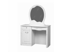 Стол туалетный с зеркалом Ева-10