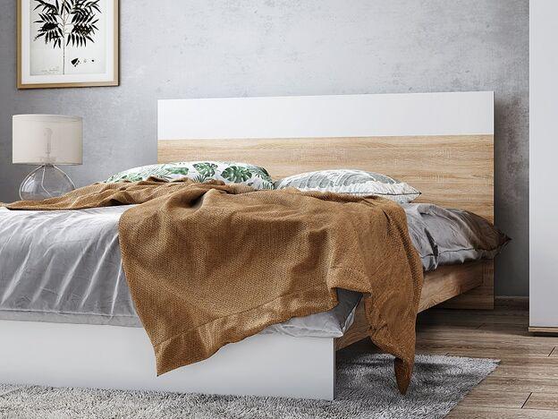 Спальня Лайт Дуб Сонома-Белый