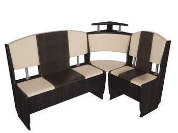 Кухонный диван София венге