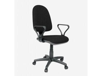 Кресло офисное Престиж Самба В-14 черный