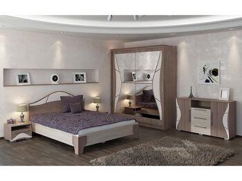 Спальня Верона ясень шимо